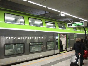 Airport train by Hazboy