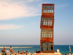 Beach, Barcelona by deltron3032
