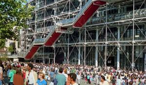 Pompidou Centre by PhillipC