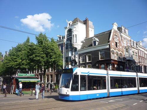Tram by joefutrelle