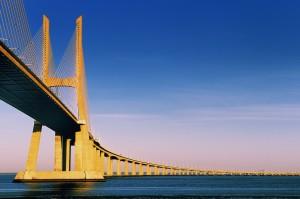 Puente Vasco da Gama Lisbon