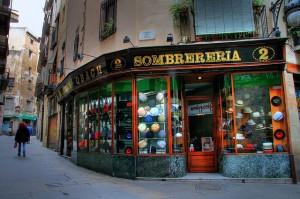 shopping en Barcelona