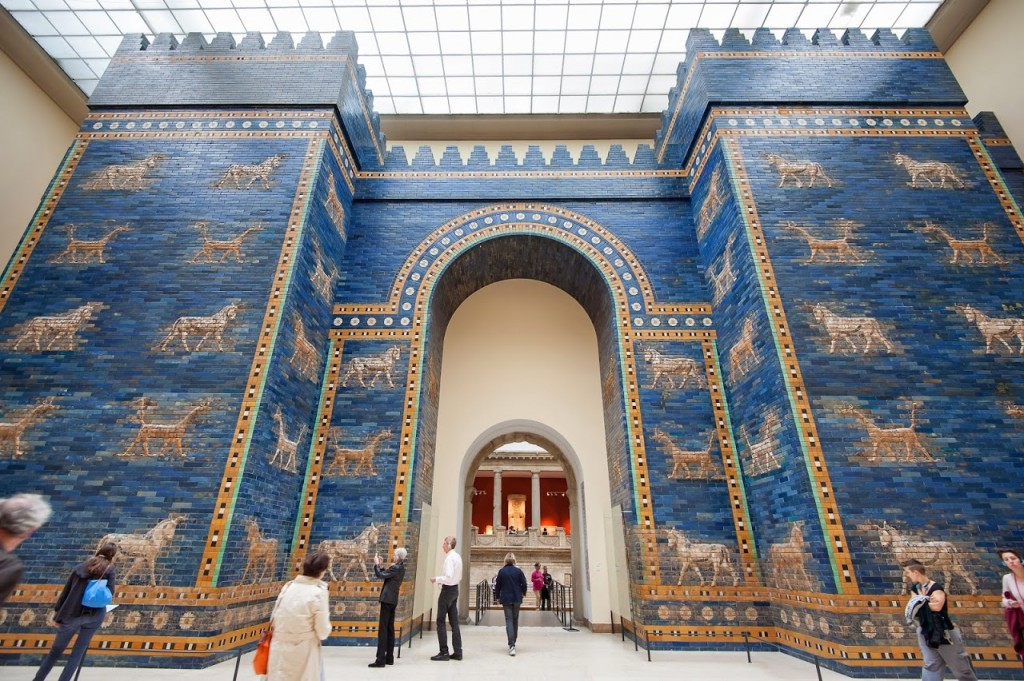 Berlin Pergamon Museum tickets